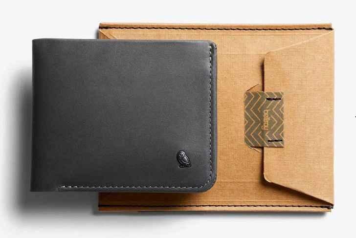 スキミングを防ぐ財布
