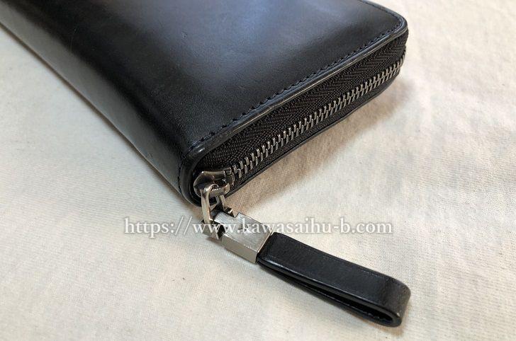 yuhakuのラウンドファスナー長財布