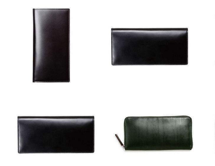 土屋鞄の革財布