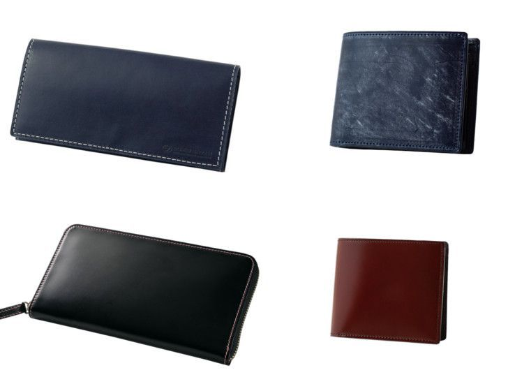ソメスサドルの財布