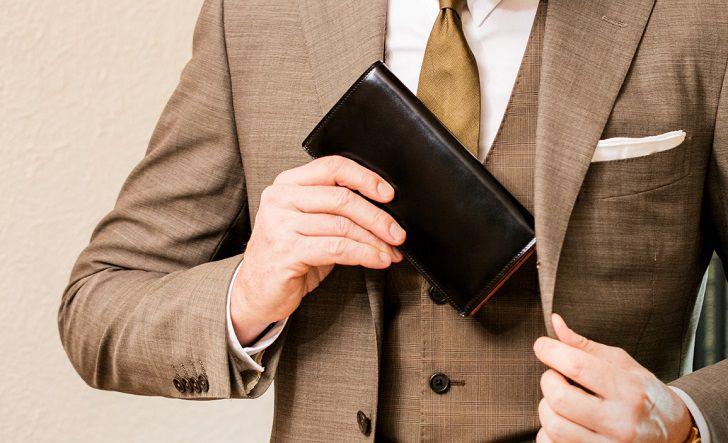 50代男性の財布の選び方