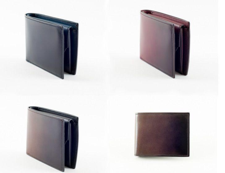 YAC132 二つ折り財布