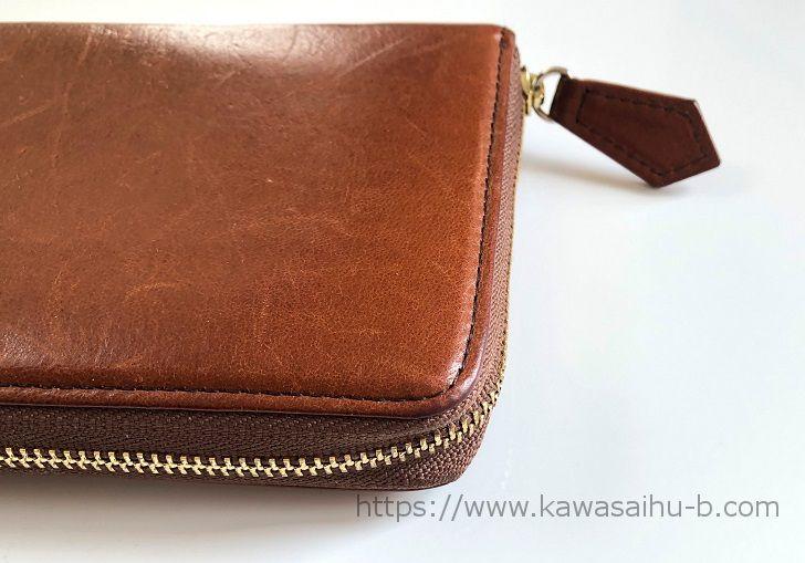 私物のココマイ長財布