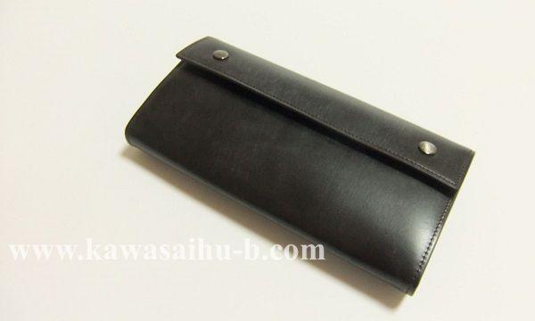yuhakuのクラッチウォレット長財布