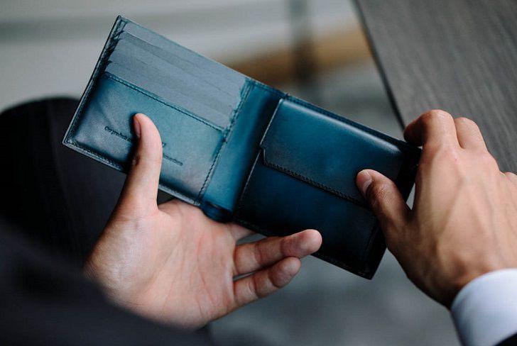 5万円以内で人気のメンズ二つ折り財布5選