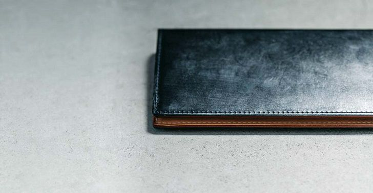 ブライドルレザー財布