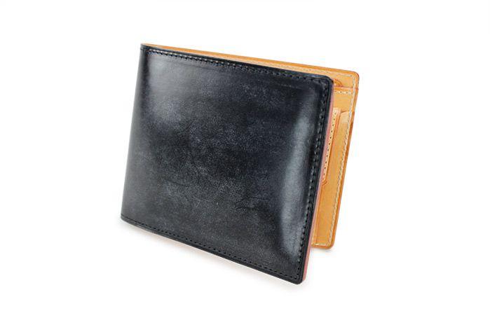 シンブライドル二つ折り財布