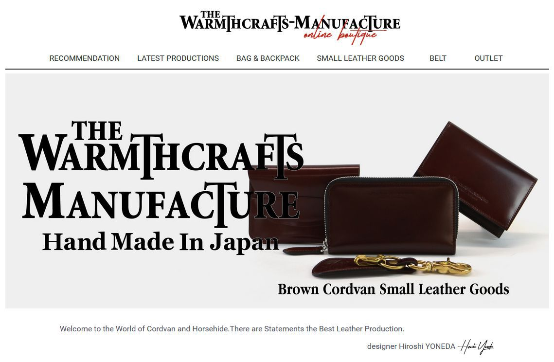 The Warmthcrafts Manufacture