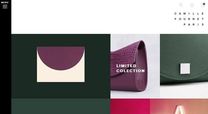 カミーユフォルネのクロコダイル財布