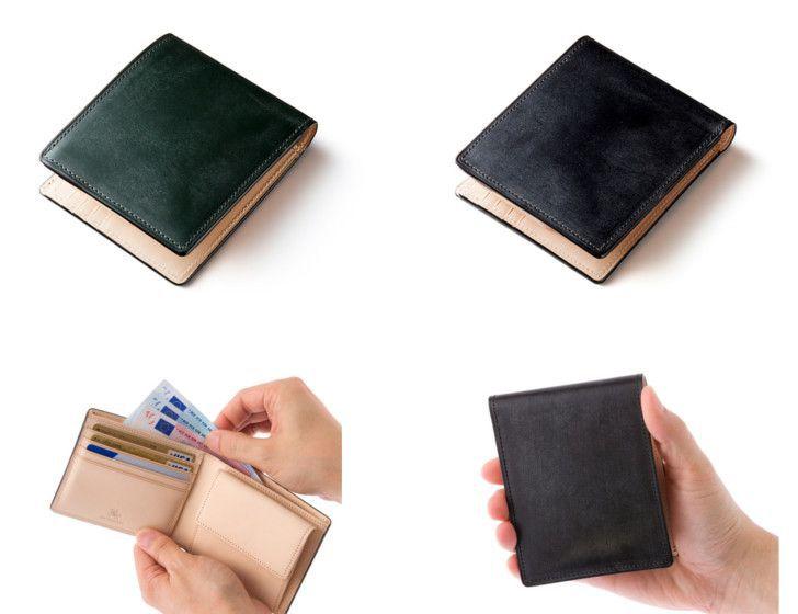 【二つ折り財布】ブライドル・インペリアルパース